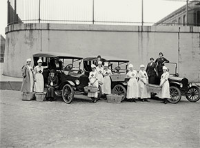 Detroit, Michigan and the 1918-1919 Influenza Epidemic | The
